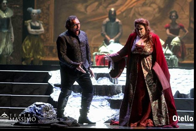 Otello a palermo lions palermo dei vespri - Porta alla rovina otello ...